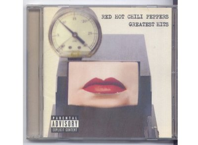 Red Hot Chili Peppers 嗆辣紅椒合唱團 Greatest Hits 萬屌歸宗精選集