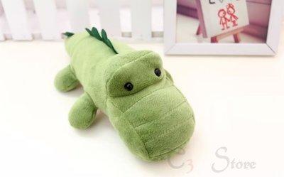 【T3】鱷魚娃娃 絨毛玩具 玩具 交換禮物 生日禮物 聖誕節 兒童 玩偶 竹炭包 除臭 汽車小物【HL01】