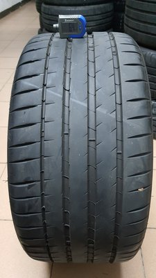 【車輪屋】二手中古胎 一條 米其林 PS4S 275/ 30-20 九成新 6.4mm 20年27週 無補胎 小傷便宜賣 台中市