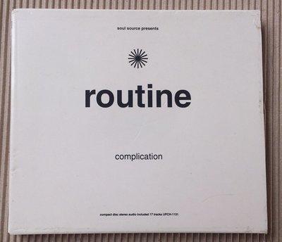 routine : Kei Kobayashi+Qypthone+福富幸宏+Monday Michiru