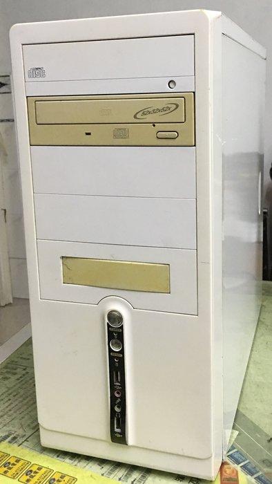 【小楊電腦】二手中古 2 核心 WIN7主機PC-2文書機 時機歹歹隨便賣(軟體已安裝好)限量