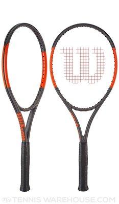 【昇活運動用品館】WILSON BURN 100 LS 網球拍 HALEP代言款 直購價5700元