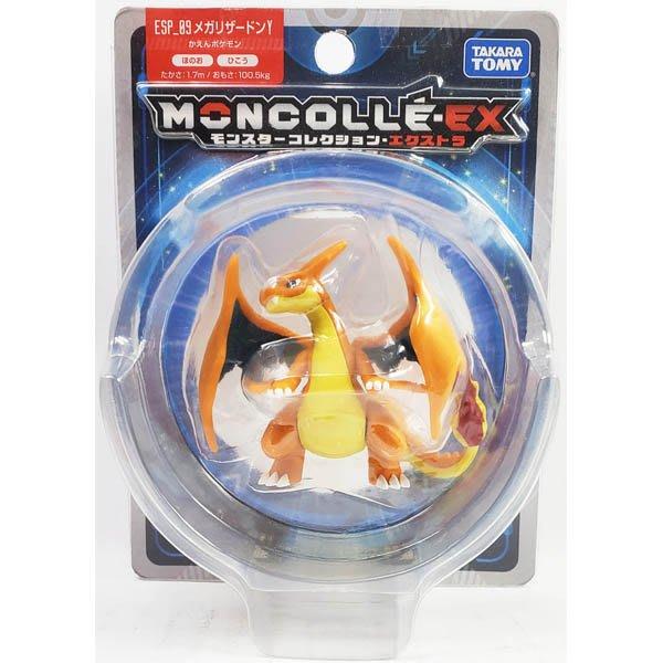 【3C小苑】PC59629 正版 寶可夢 ESP_09 MEGA噴火龍Y Pokemon 精靈寶可夢 神奇寶貝 公仔