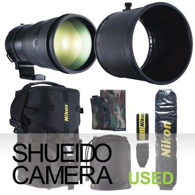 集英堂写真機【3個月保固】美品 NIKON NIKKOR AF-S 300mm F2.8 G VR ED I 16332
