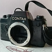 Contax 139 Quartz Camera 菲林相機 淨機身 (需修理, 不設試機)