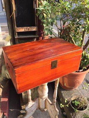 大型檜木箱