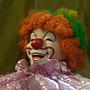紅蘿蔔工作坊/工主個人收藏娃割愛~陶瓷娃娃~歡樂小丑#1