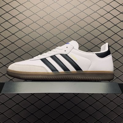 #現貨Adidas Samba OG Club 休閑運動 滑板鞋 B75806 男女鞋 情侶鞋