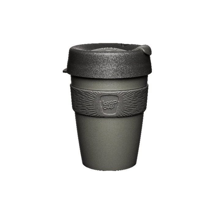 ☘小宅私物 ☘ 澳洲 KeepCup 隨身咖啡杯 M (鎧甲銀) 環保杯 隨行杯 現貨 附發票