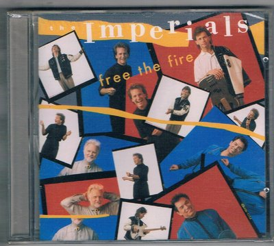 [鑫隆音樂]西洋CD-THE IMPERIALS:FREE THE FIRE {7016878619} 全新