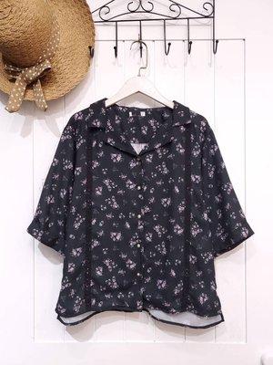 axesfemme #日本🇯🇵訂購雪紡印花上衣