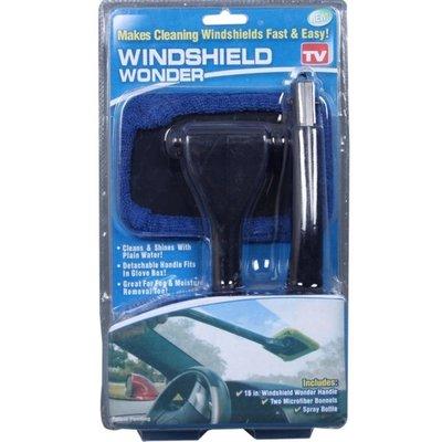 全新 Windshield Wonder As seen on TV 超細纖維長柄清潔工具 汽車玻璃刷 車窗刷 清潔刷