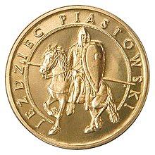 【幣】Poland 波蘭2006年發行 波蘭騎兵史--皮亞斯特騎兵 2zl 紀念幣