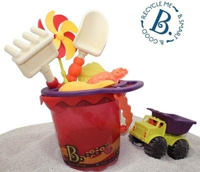 【小糖雜貨舖】美國 B.Toys 沙趣多多 芒果