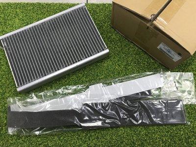 CS車宮車業 SUBARU XV FORESTER WRX LEGACY LEVORG 蒸發器 風箱仁 冷凝器 原廠件