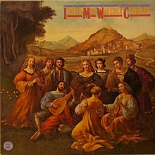 §小宋唱片§ 美版CBS/義大利文藝復興時期歌曲及舞曲/Italia Mia Waverly Consort