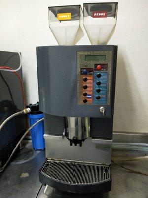 全半自動咖啡機*富爾麥ICEFUN冰軒樂&冰紛樂EGRO-5025珈琲豆整新泰勒霜淇淋機中古二手出租粉料