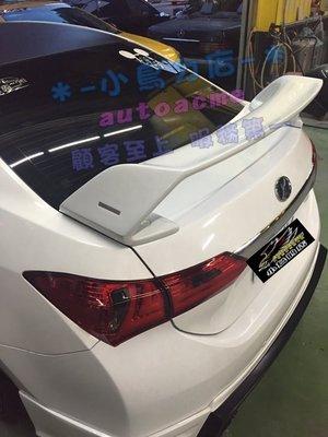 (小鳥的店)豐田 2017 ALTIS 11.5代 11代 TRD  泰版  鴨尾 尾翼 擾流板 toyota