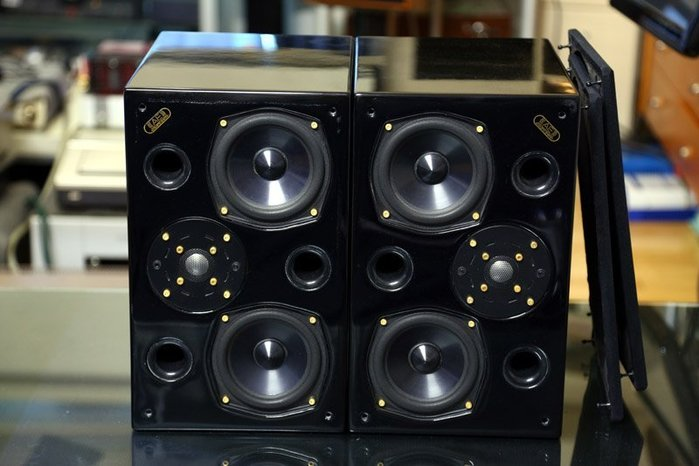 英國最頂尖監聽喇叭Acoustic Energy AEII絕版逸品 B&O B&W HARBETH Rogers