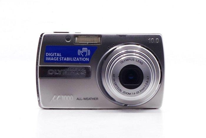 【台中青蘋果競標】OLYMPUS U1000 數位相機 1,000萬畫素 #23487