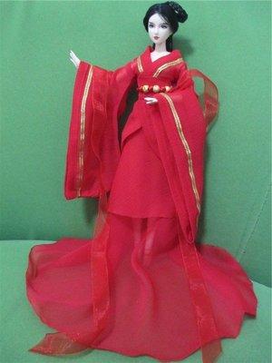 愛卡的玩具屋 可兒娃娃/芭比娃娃/古裝娃娃衣-紅娘