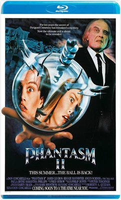【藍光電影】五鬼拍門二之邪魔不死  幻象2  鬼追人2  PHANTASM2 (1988)