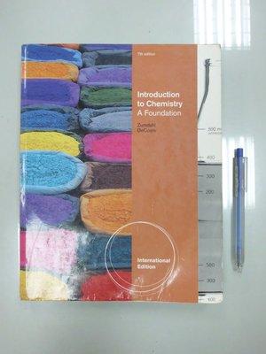 D4-5☆『Introduction to Chemistry: A Foundation 7/e』Zumdahl