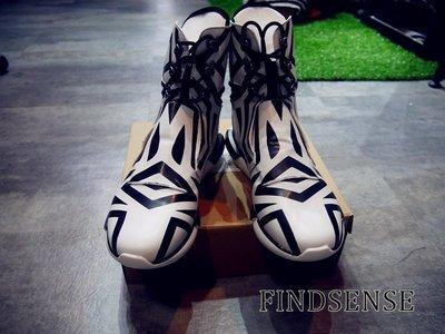 BIRDYEDGE 圖騰 厚底 彈力 運動鞋 高統 增高 民族 男鞋 歐美訂製 黑暗之眼  nik訂做商品