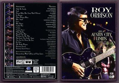 音樂居士#Roy Orbison - Live At Austin City Limits () DVD