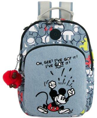 美國名牌Kipling Disney's® Mickey Mouse Backpack 後背包現貨在美特價$4580含郵