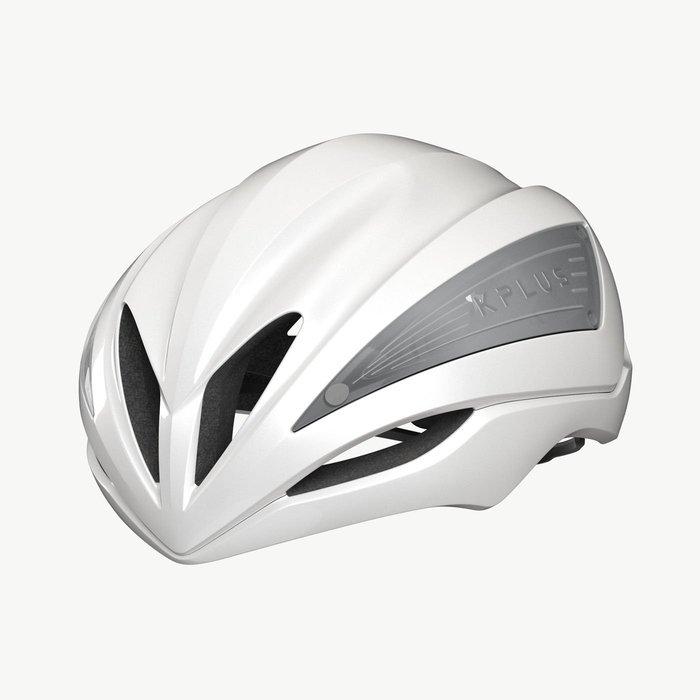 【三鐵共購】ULTRA S系列公路競速空力單車安全帽-白