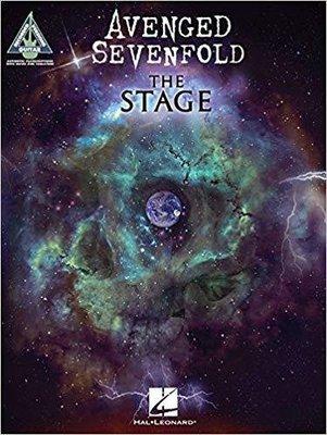 [ 反拍樂器 ] avenged sevenfold the stage 樂團團譜、總譜精選