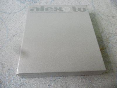 【金玉閣B-4】CD~ALEX TO 杜德偉跟著我一輩子(1CD+1VCD)