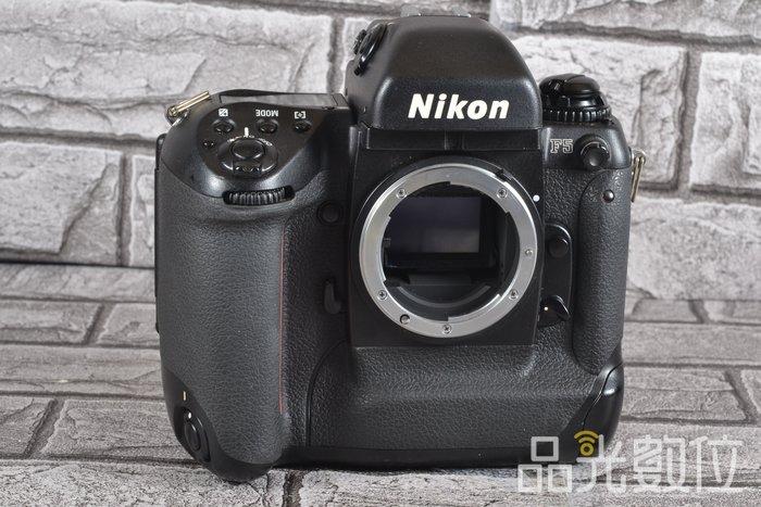 【台中品光數位】Nikon F5 BODY 單機身 專業底片相機 單眼相機  #82438