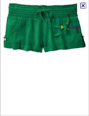 """【美衣大鋪】☆ OLD NAVY 正品☆Smocked Gauze Button-Tab Shorts (2"""") 短褲"""