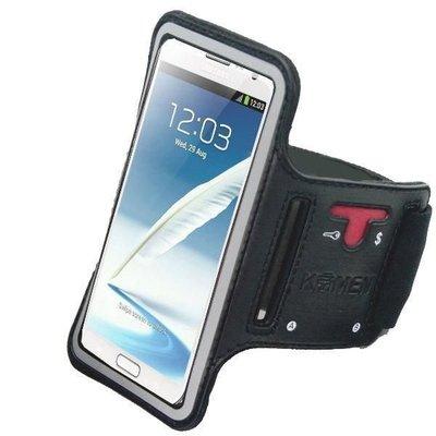 KAMEN Xction甲面X行動Samsung  Galaxy Note 3 運動臂帶 Note 4 運動臂套