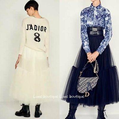 D家風 春夏點點拼接大擺紗裙訂做 Tulle skirt 外拍 寫真 婚紗 cosplay Luxe boutique