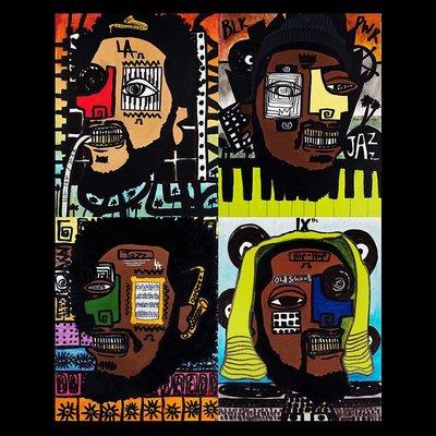 [沐耳] Robert Glasper+9th Wonder+Kamasi Washington+Terrace Martin:Dinner party 黑膠