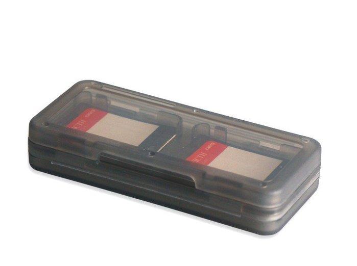 Nintendo 任天堂 Switch 卡帶盒 遊戲收納盒 NS 卡帶收納盒 4片裝 卡匣盒