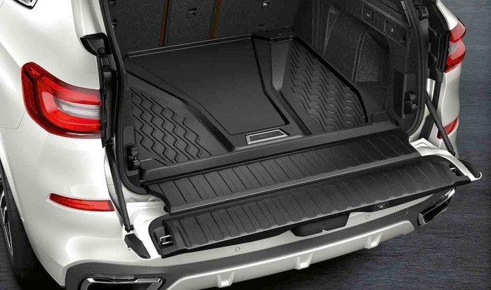 【樂駒】BMW 原廠 G05 X5 Fitted luggage compartment mat 行李箱 後車廂 襯墊