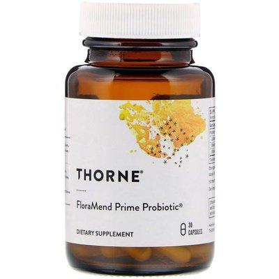 Thorne Research,全效 益生菌(GI,長雙歧桿菌,乳桿菌),30粒,不含乳製品(明星品牌,美國)