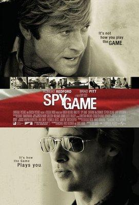 間諜遊戲-Spy Game (2001)原版電影海報