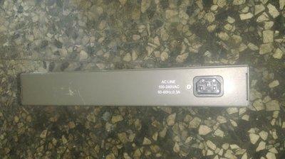 友訊 D-Link DES-1016D 16埠 10/ 100Mbps桌上型乙太網路交換器 台中市