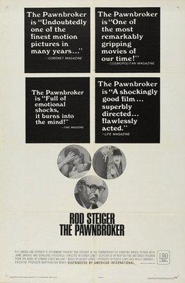 【藍光電影】典當商 The Pawnbroker(1964)豆瓣評分8.4
