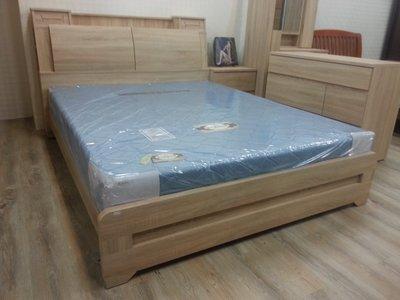 [beds-床殿] 流行設計線版--自然風--主臥床組.[ 全 ]-時尚年輕風格-[ 可看現品.喔 ]