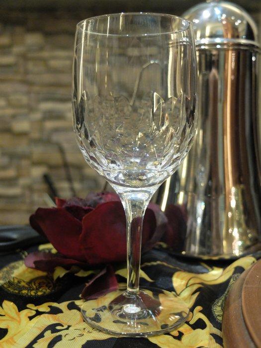 喜朵浪漫愛飲生活館~VIOLETTA水晶玻璃杯~高腳杯~紅酒杯~手工切割~波蘭製造精品