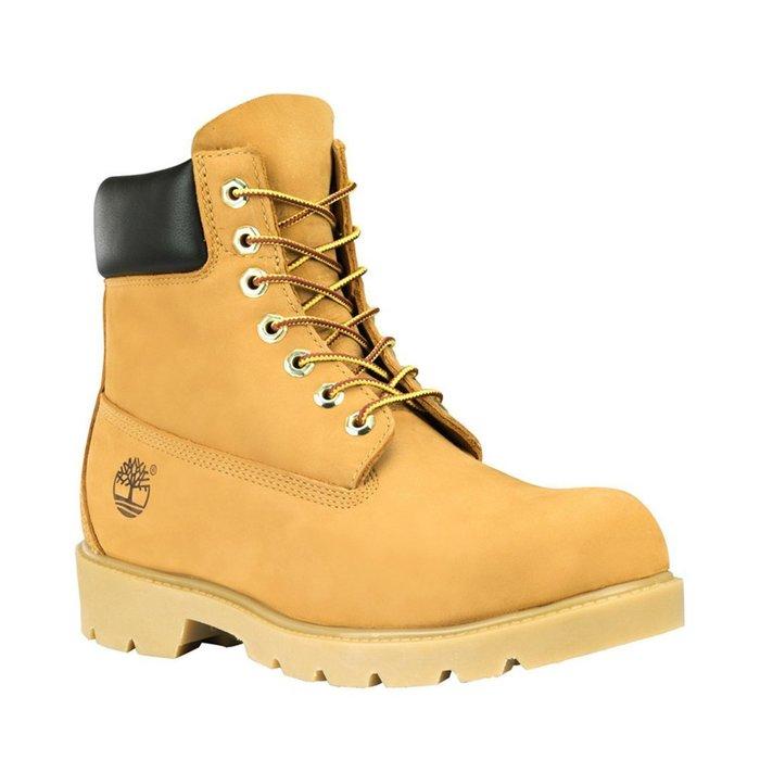 美國百分百【全新真品】Timberland 靴子 經典款 鞋子 登山鞋 工作靴 18094 黃靴 男靴 B990