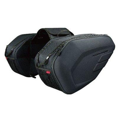 【購物百分百】2016新款 日本K牌包 SA212 摩旅包 騎行包 越野包 馬鞍包 邊包 可放頭盔 帶防雨罩 圓點 黃