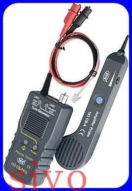 ☆SIVO蘋果商城☆台灣製SEW 183 CB/183CB區域網路檢測器 纜線追蹤器與電話系統檢測器(二合一)