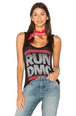 ~The Black Dan Moccani~ [新款] DAYDREAMER RUN DMC 經典嘻哈團體 露背背心